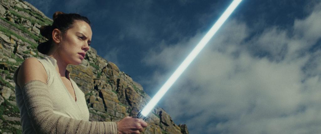 Last Jedi Rey