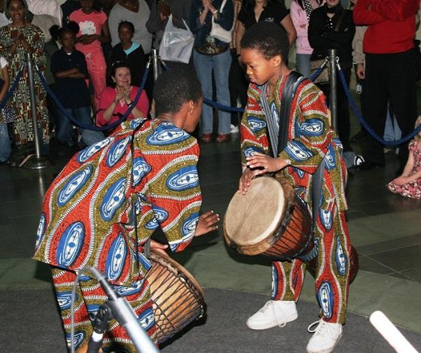 International Children's Festival Aquarium of Pacific_Drums