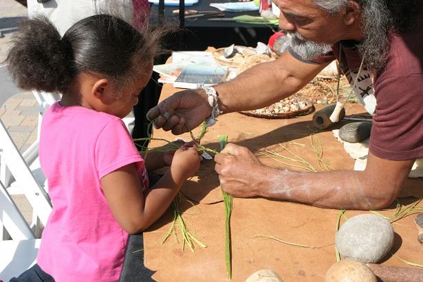 International Children's Festival Aquarium of Pacific_Crafts
