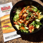 Sesame Ginger Salad at The Habit Burger Grill
