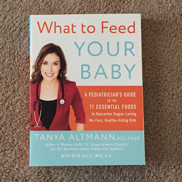 Stonyfield YoBaby Dr. Tanya Altmann What to Feed Your Baby