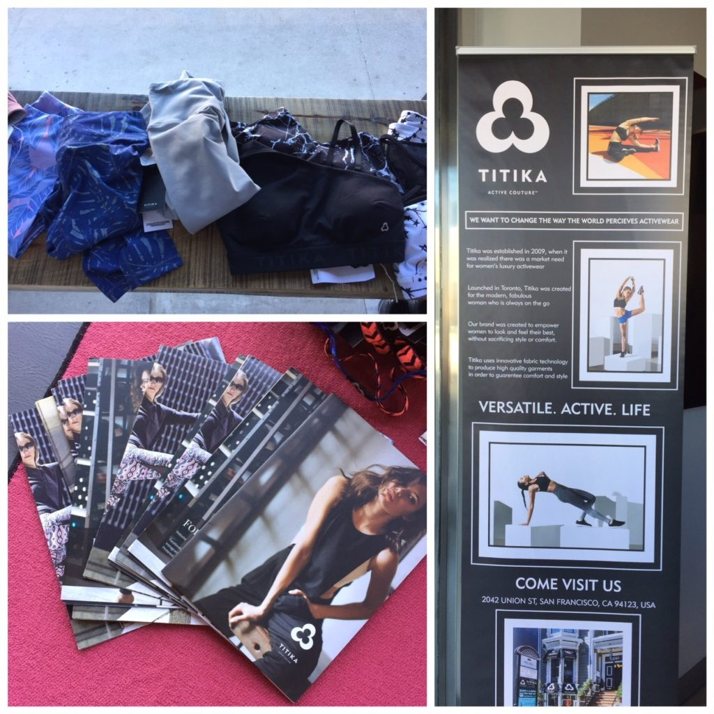 Titika Active EvolvCycle_pop-up store
