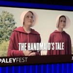 Cast of The Handmaid's Tale Talk Season 2 at PaleyFest