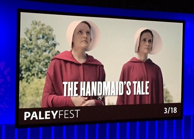 Handmaid's Tale Signage