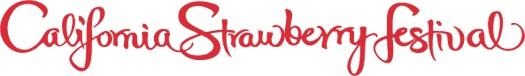 CA Strawberry Festival Logo