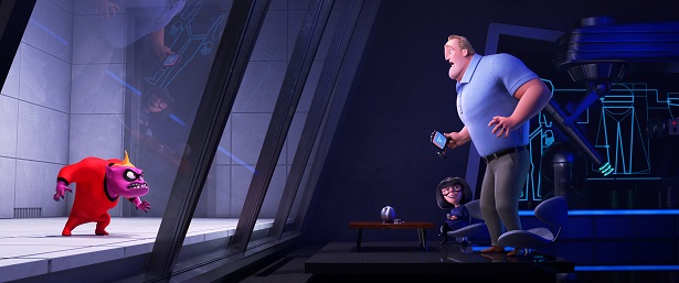 Incredibles 2 Edna and Bob