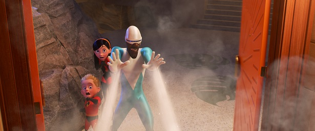Incredibles 2 Frozone-Violet-Dash