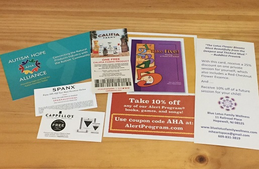 Pamper Me Pantry discount cards
