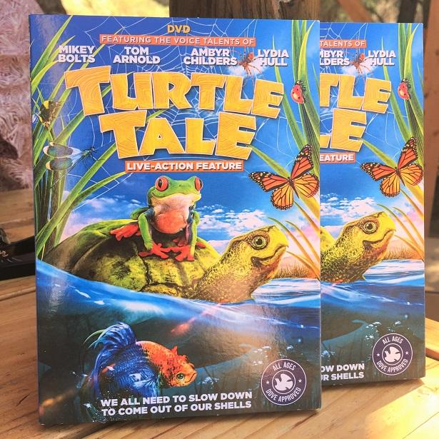 Turtle Tale DVD