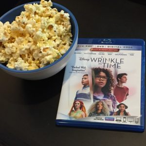 Family Movie Night with A Wrinkle in Time