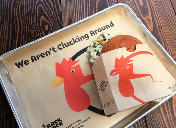 Crack Shack placemat