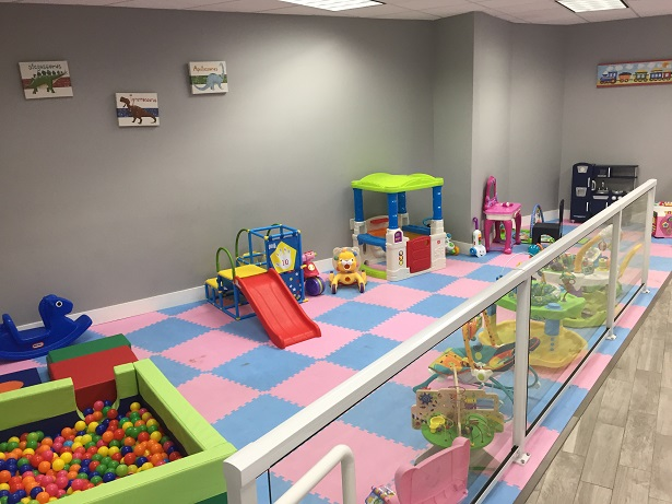 Mommy's Retreat Kids Play Area 1