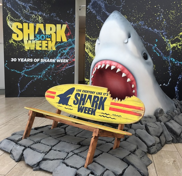 Shark Week - Paley Center 30th Anniversary