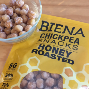 Biena Snacks honey roasted