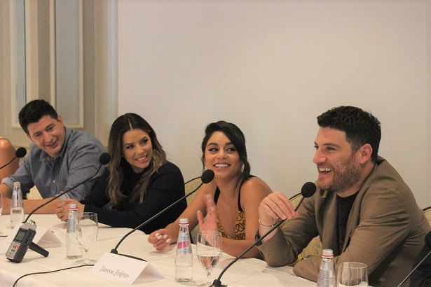Dog Days Press Junket