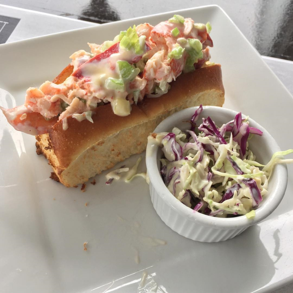 Friday Feels Lobster Roll