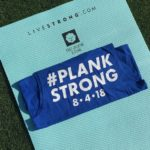 #PlankStrong Event with LIVESTRONG.COM