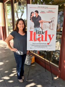 An Interview with Donald Petrie – Director of Little Italy