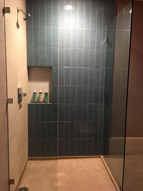 Self Care Pause Studio Shower