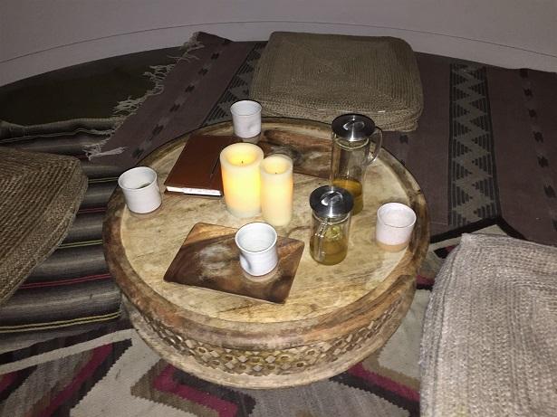 Self Care Pause Studio Tea Room