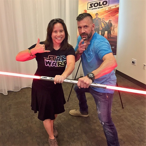 Solo Event Ray Park