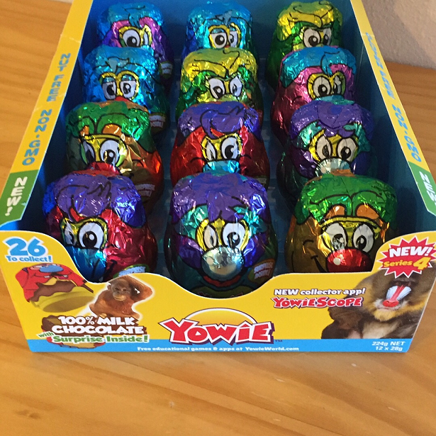 Yowie World Box