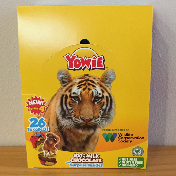 Yowie World WCS Box