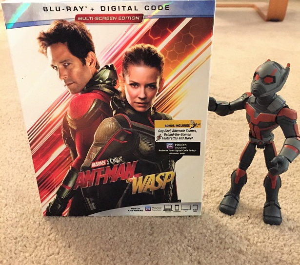 Ant-Man and The Wasp action figure