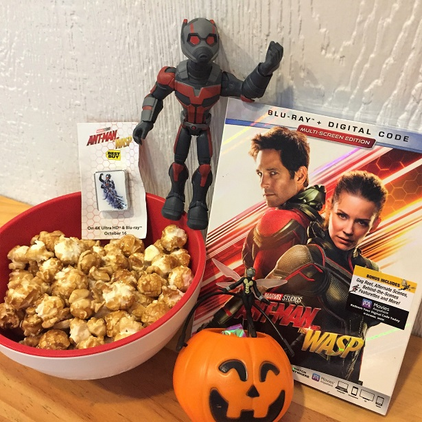 Ant-Man and The Wasp popcorn_Halloween