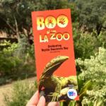 Boo at the LA Zoo 2018