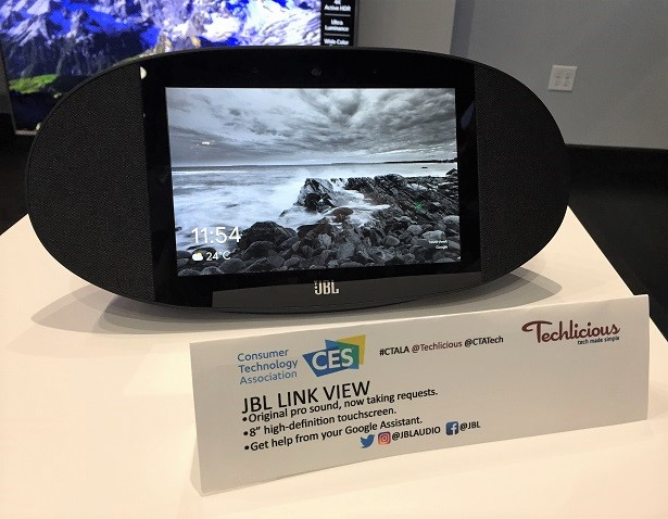 CTA Home Theater JBL Link View