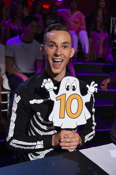 Dancing with the Stars Juniors Adam Rippon