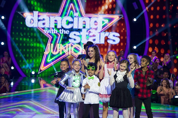 Dancing with the Stars Juniors Halloween kids