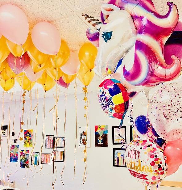 De Luxe Balloon Unicorn Party_Image Credit-The De Luxe Balloon Company