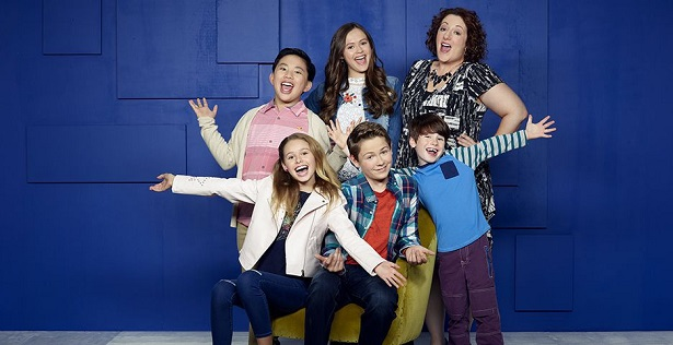 Disney Channel Fall TV Coop and Cami