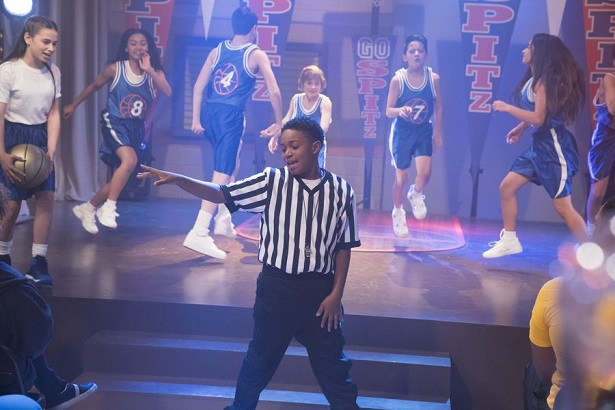 Disney Channel Fall TV - Raven's Home b-ball number