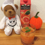 Mongibello Juice – Halloween Blood Orange Mocktail