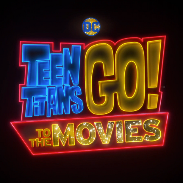 Teen Titans GO! to the Movies Logo