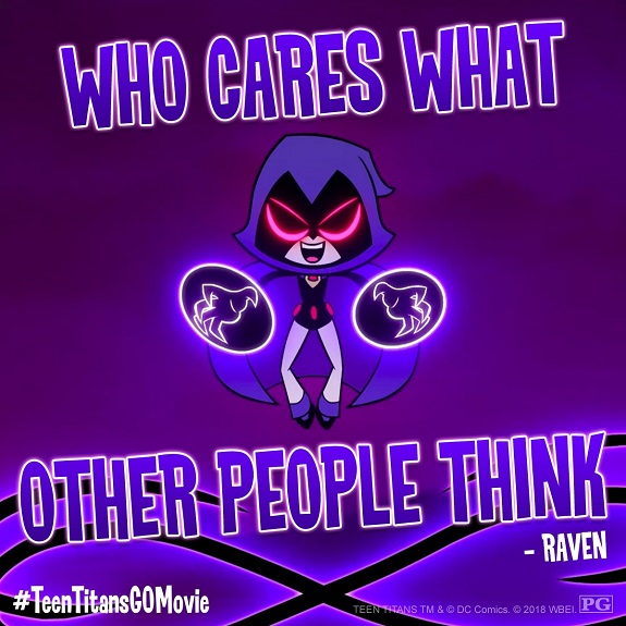 Teen Titans GO! to the Movies Raven