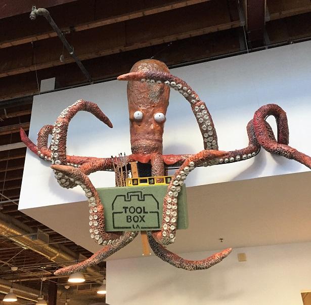 Toolbox LA Octopus