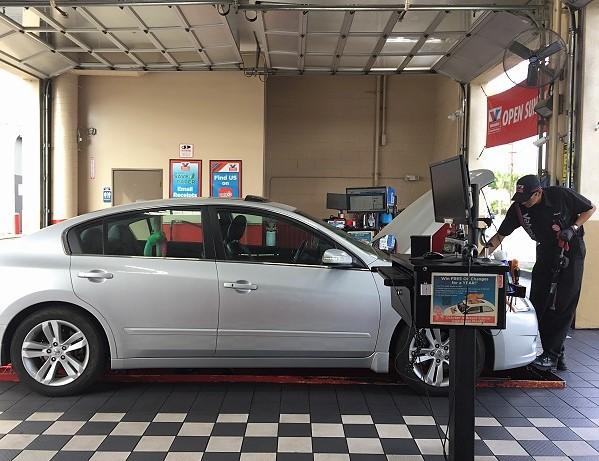 VIOC car service