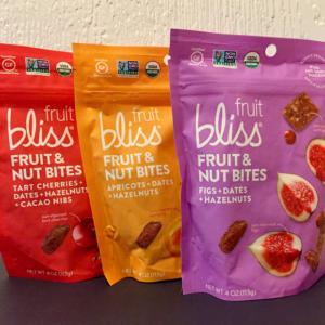 Fruit Bliss: Fruit & Nut Bites