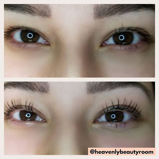 Heavenly Beauty Room - Lashes_image credit HBR