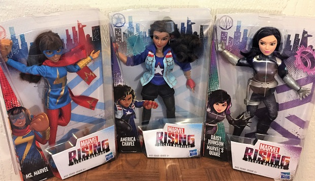 Holiday Toy Guide - Marvel Rising Action Figure Dolls