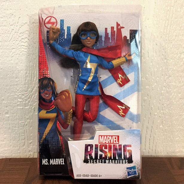 Holiday Toy Guide Marvel Rising-Ms. Marvel