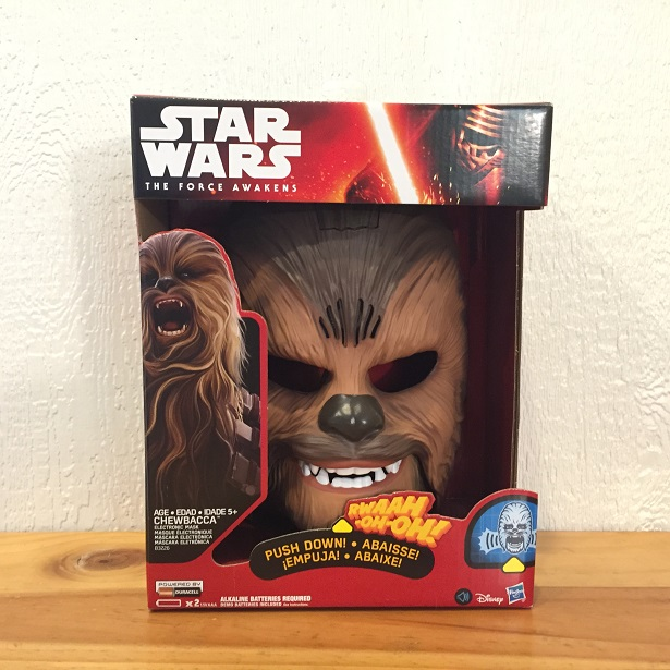 Holiday Toy Guide Star Wars Chewbacca Mask
