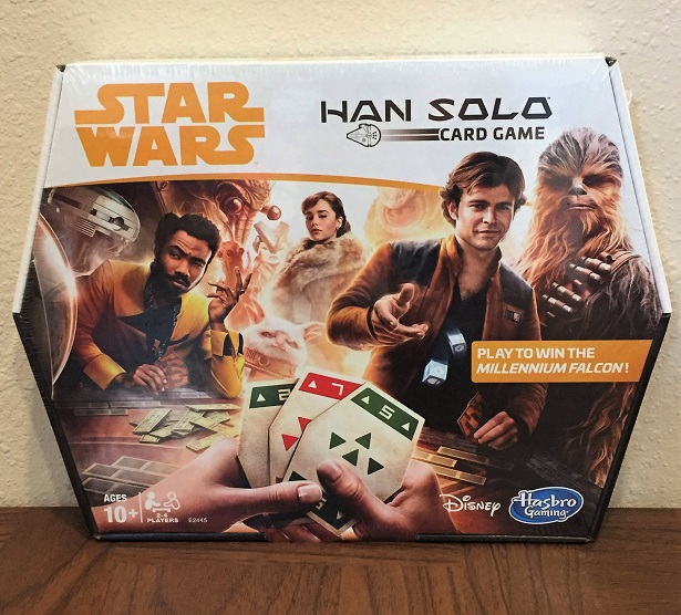 Holiday Toy Guide Star Wars Han Solo Card Game