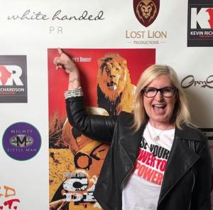 Marla White White Handed PR