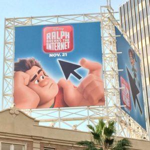 Ralph Breaks the Internet El Cap Theater