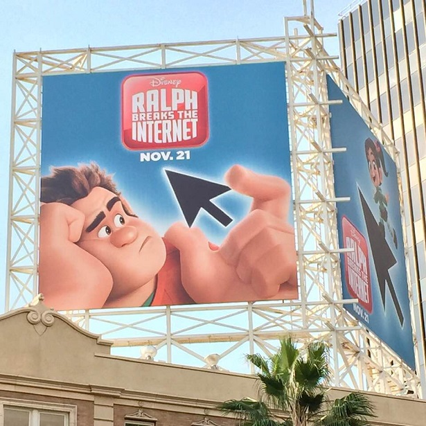 Ralph Breaks the Internet El Cap Theater